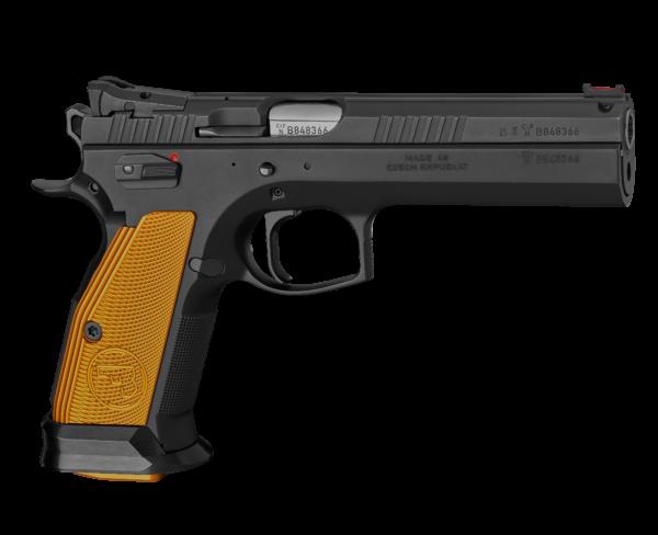 CZ 75 TS orange